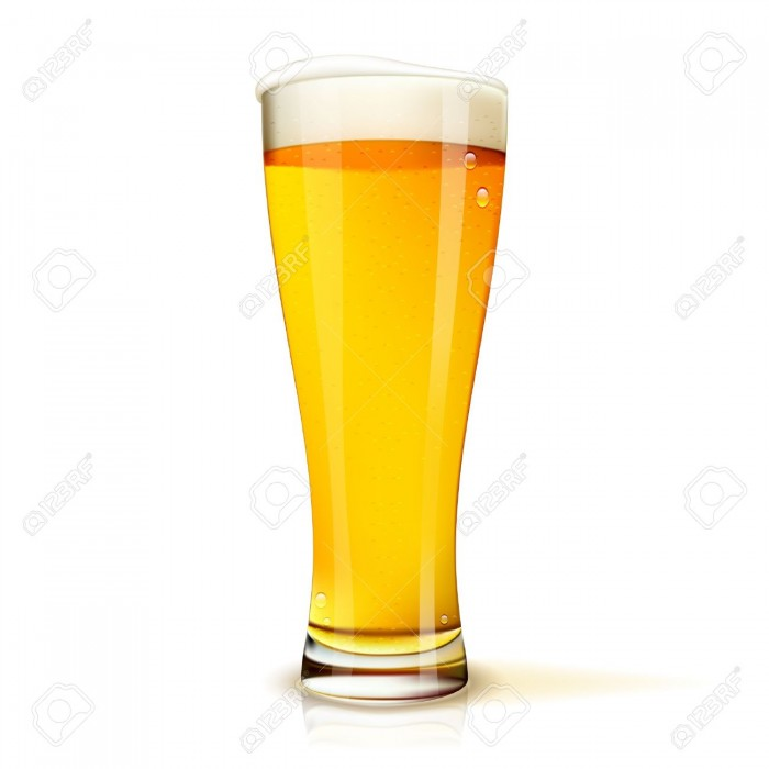 Beer Glass Clipart Vector, Clipart, PSD.