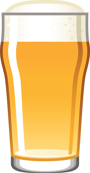 Beer Glass Clip Art, Vector Images & Illustrations.