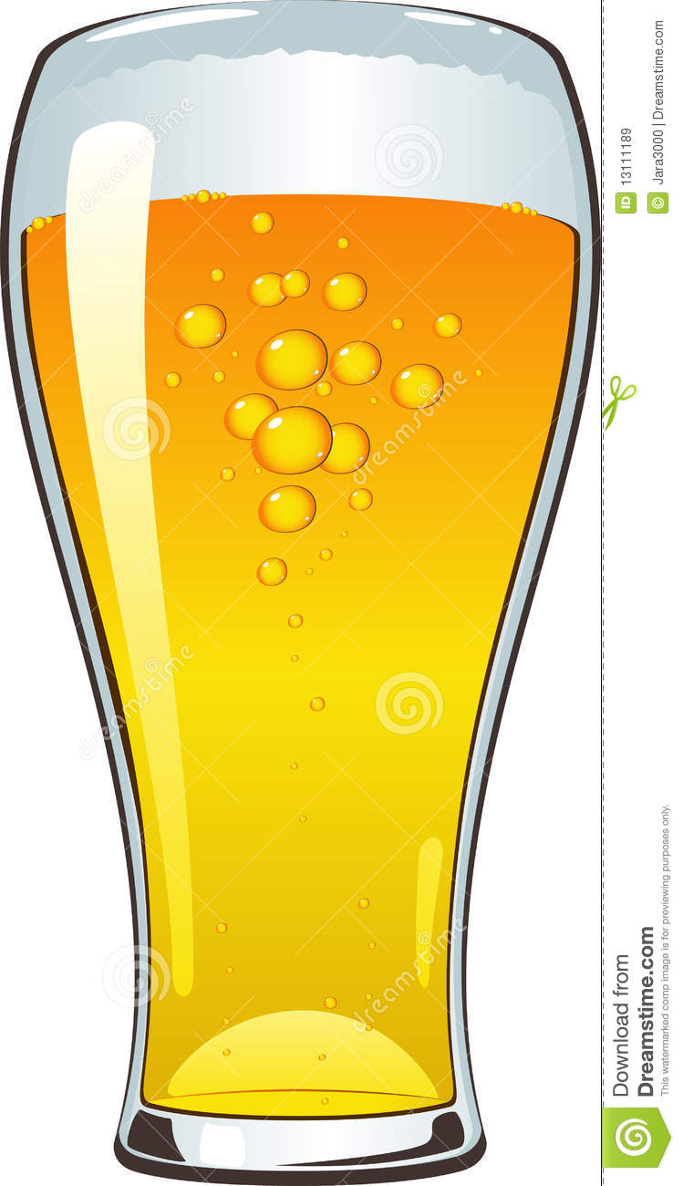 Beer glass clipart free.