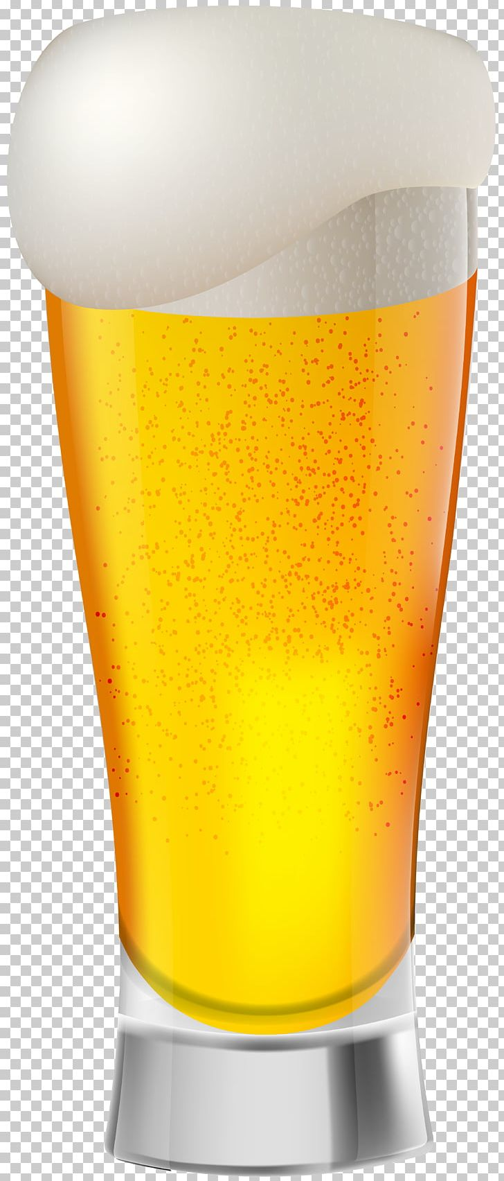 Beer Pint Glass Orange Drink United States Of America PNG.