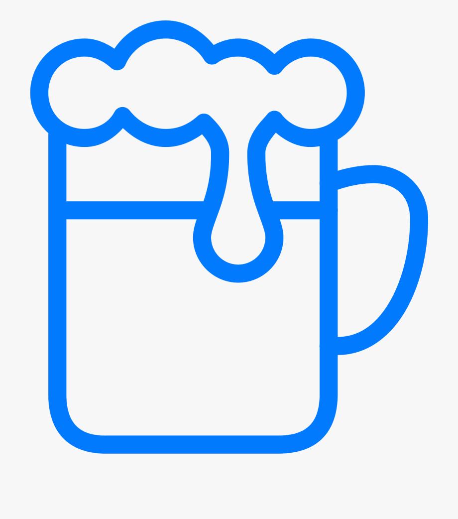 Root Beer Clipart Spilled Beer Bottle.