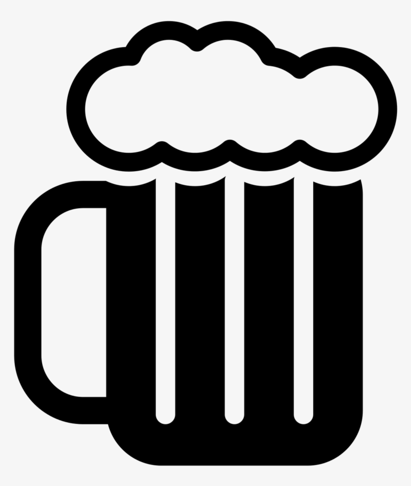 Beer Clipart Icon.