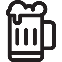Beer Icon Outline.