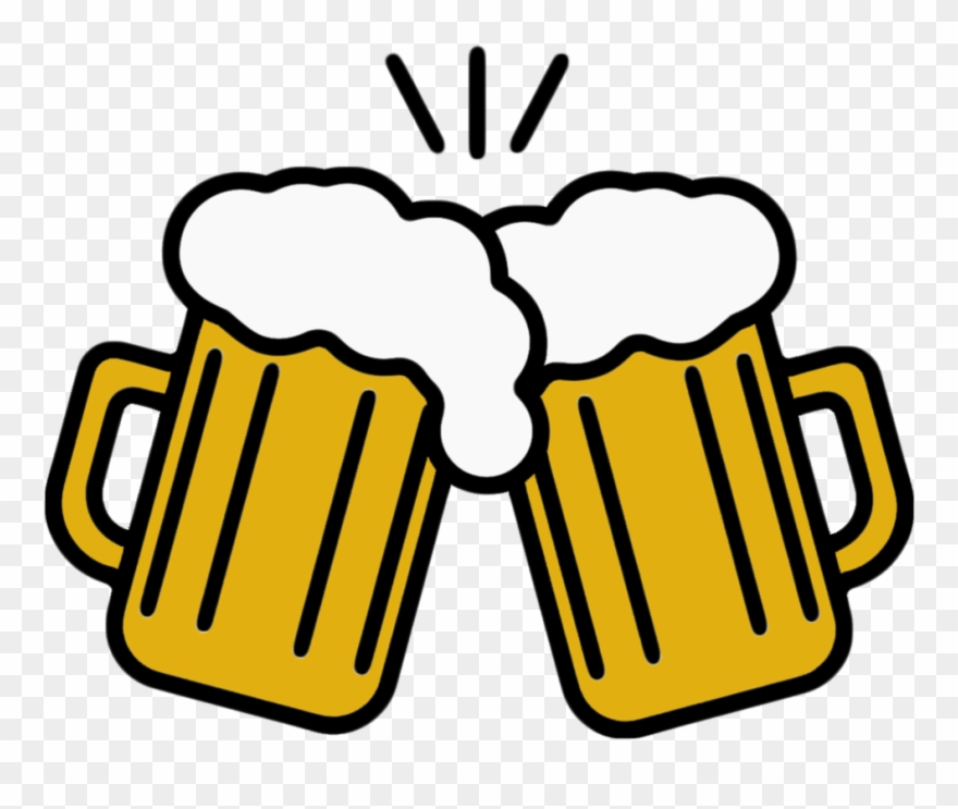 Beer Mug Vector By Checonx Clipart (#814899).