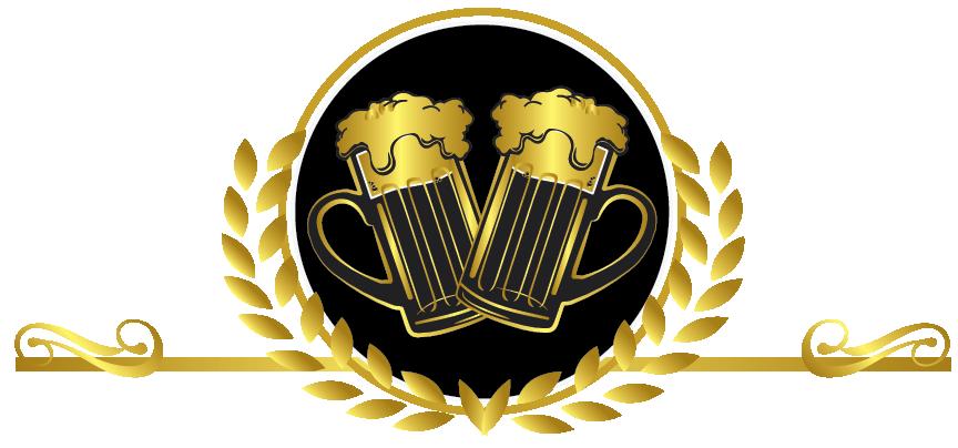 Make vintage Brewery Logo.
