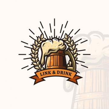 Beer Logo Png, Vector, PSD, and Clipart With Transparent Background.