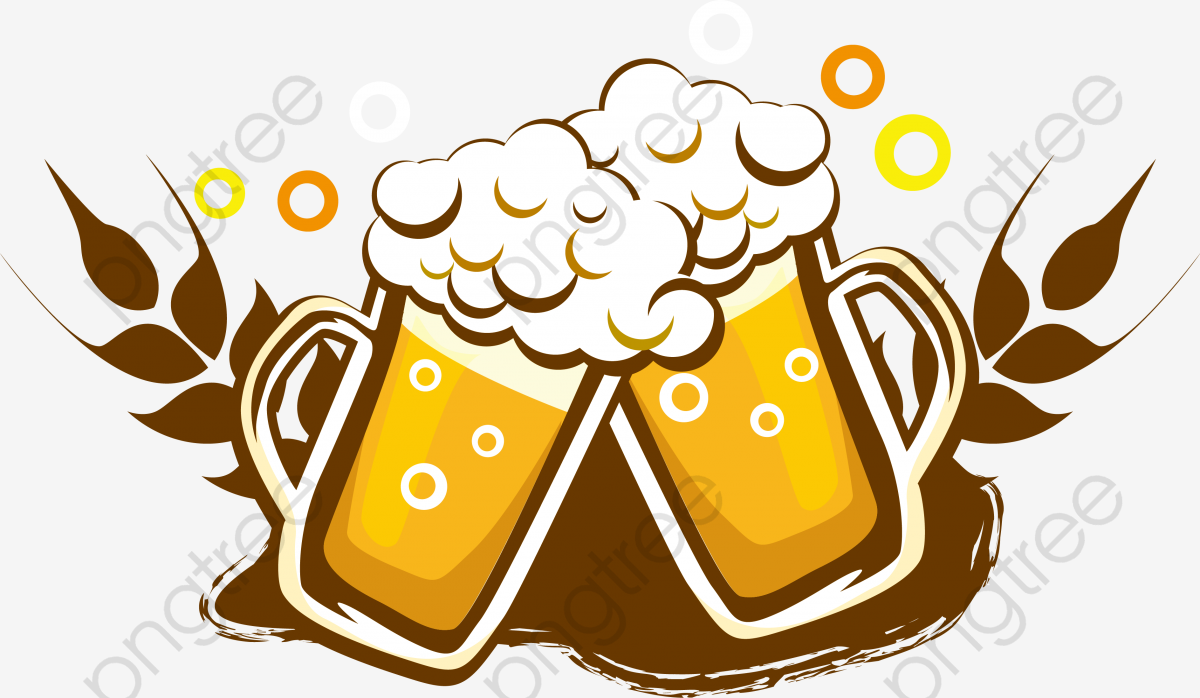 Beer Design, Beer, Beer Mug, Hand Drawing PNG and Vector with.