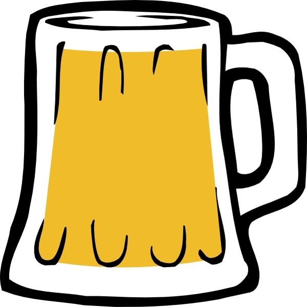 Fattymattybrewing Fatty Matty Brewing Beer Mug Icon clip art Free.