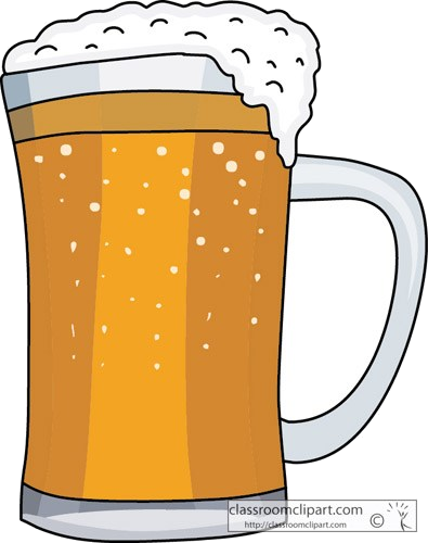 Beer Mug Of Clipart Free Clip Art Transparent Png.