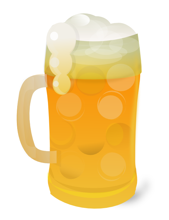 Free to Use & Public Domain Beer Clip Art.