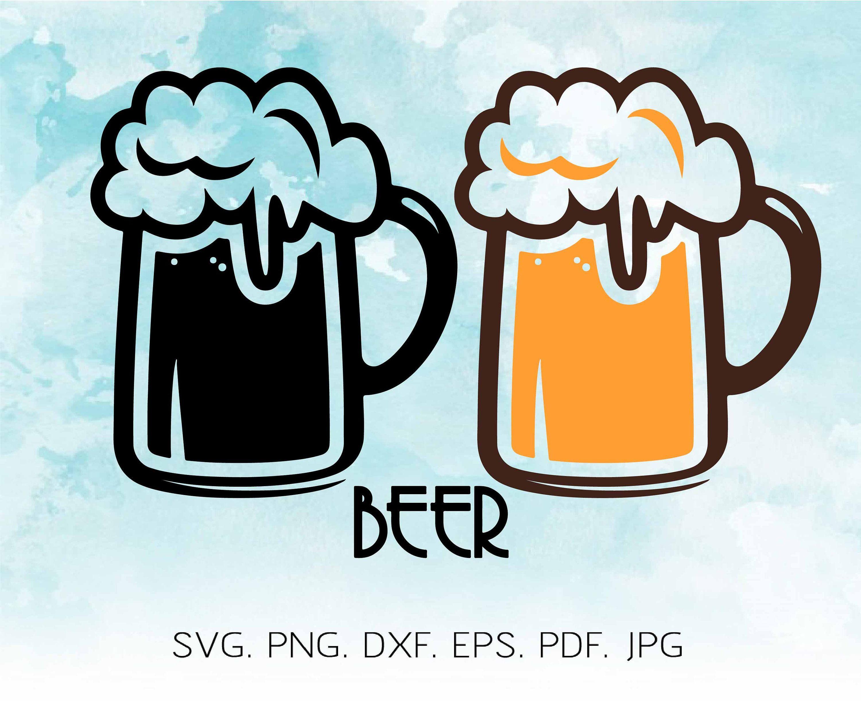 Cinco De Mayo SVG, Beer mug SVG, beer svg, beer glass svg.