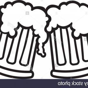 Beer Svg Files For Cricut Beer Mug.