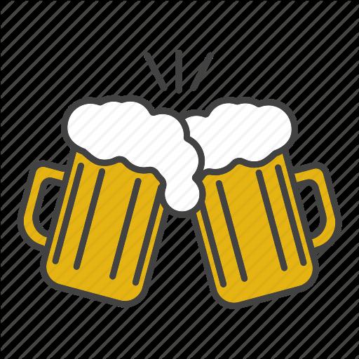 \'Beer. Filled. Color\' by bsd studio.