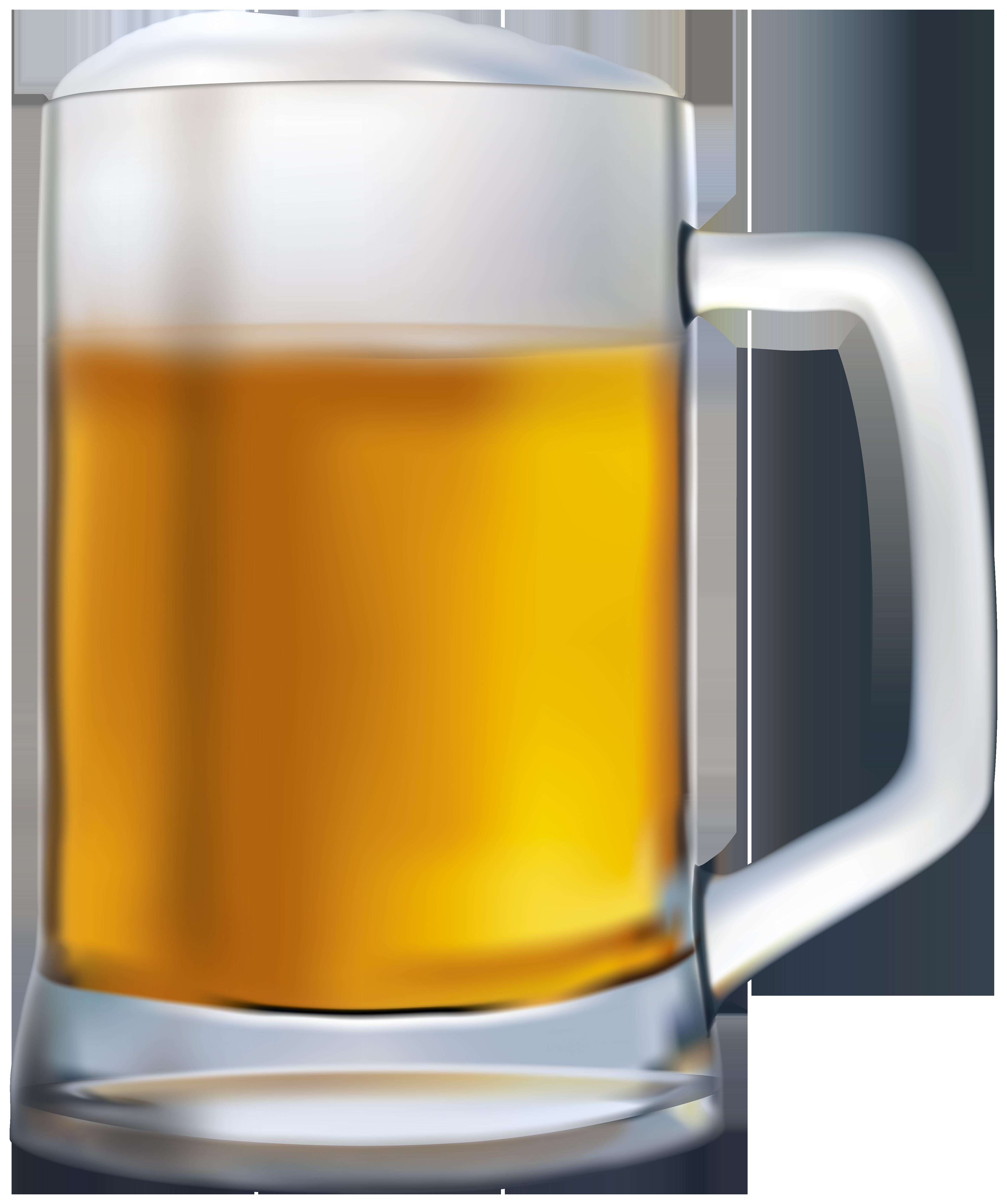 Beer Mug PNG Clipart.