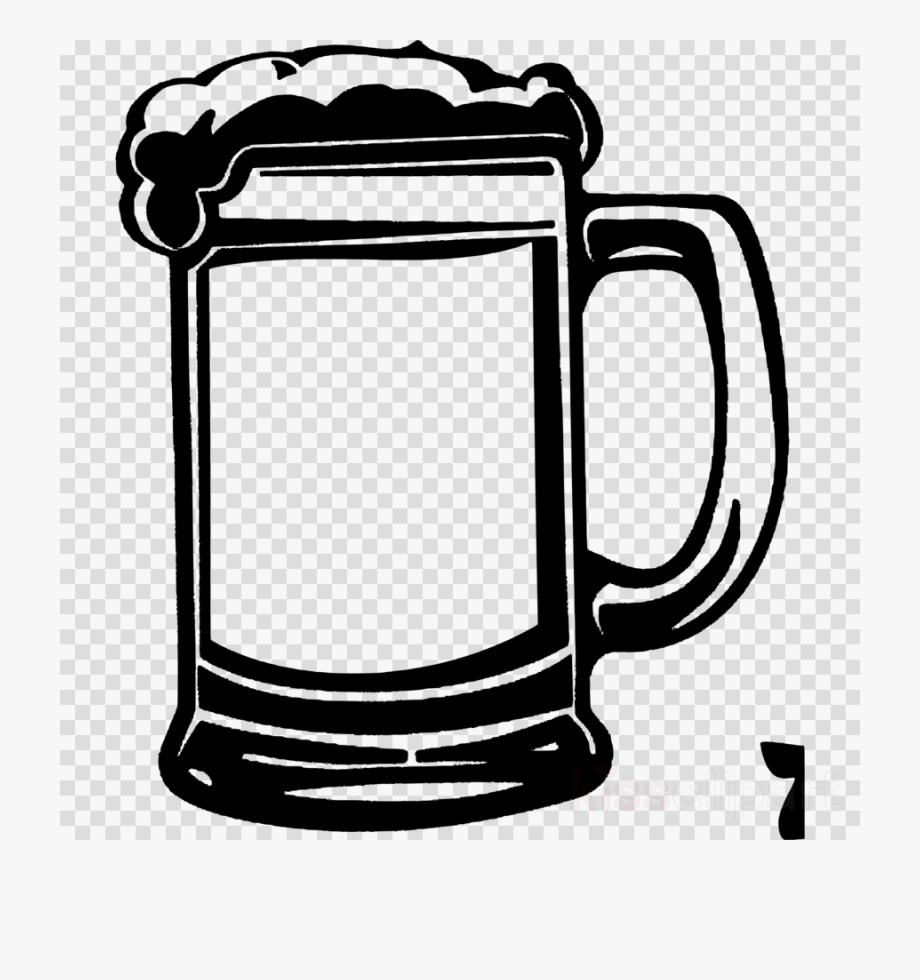 Beer Mug Black And White Clipart Beer Cocktail Beer.