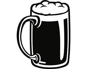 Beer Stein Silhouette at GetDrawings.com.