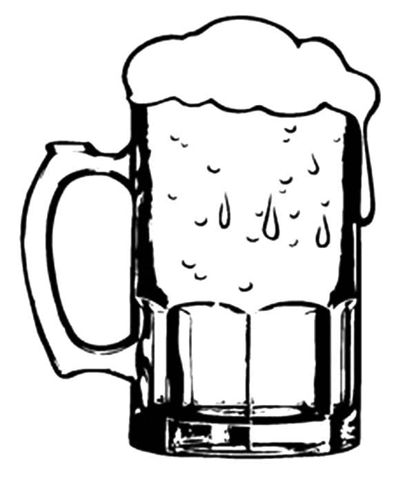 122 Beer Mugs free clipart.