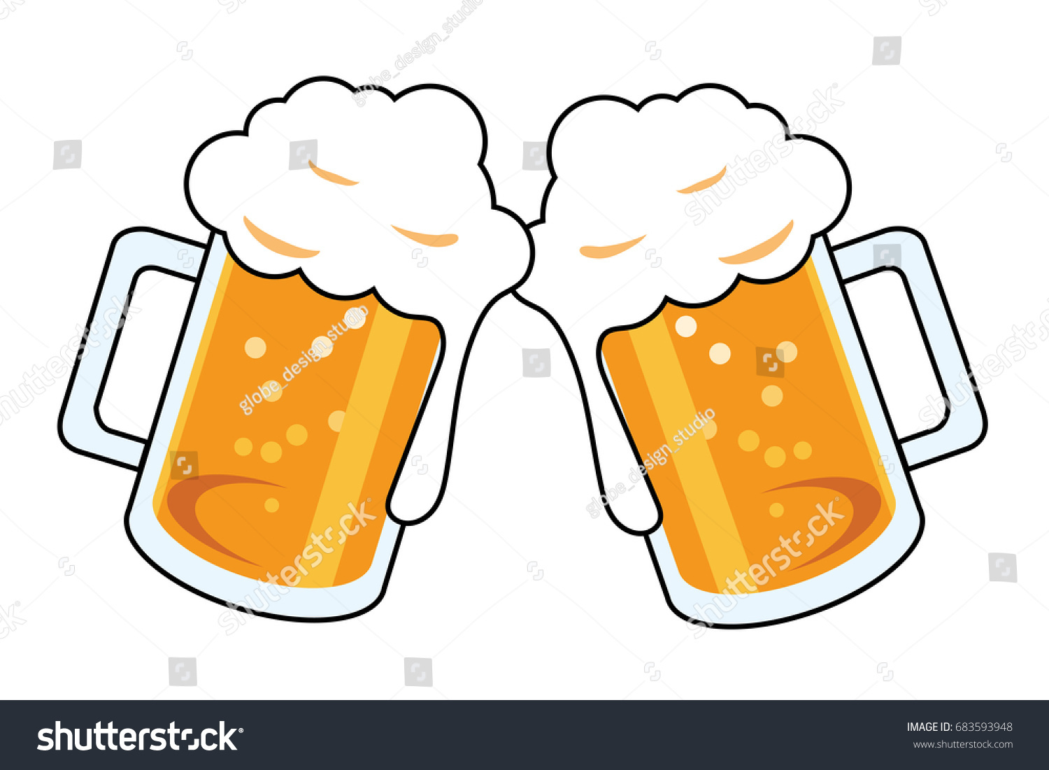 Cheers Beer Mug Clip Art (101+ images in Collection) Page 2.