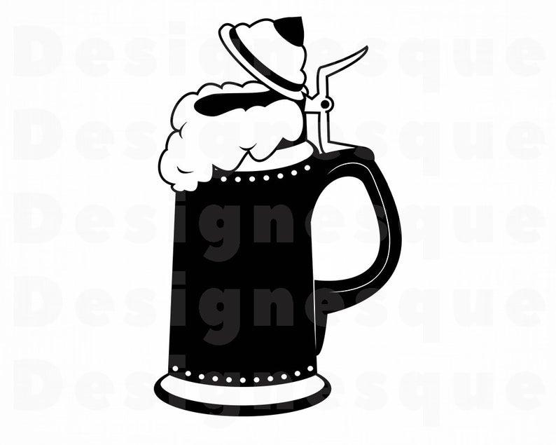 Beer SVG, Beer Mug SVG, Beer Mug Clipart, Beer Files for Cricut, Beer Cut  Files For Silhouette, Beer Dxf, Png, Eps, Beer Files,.