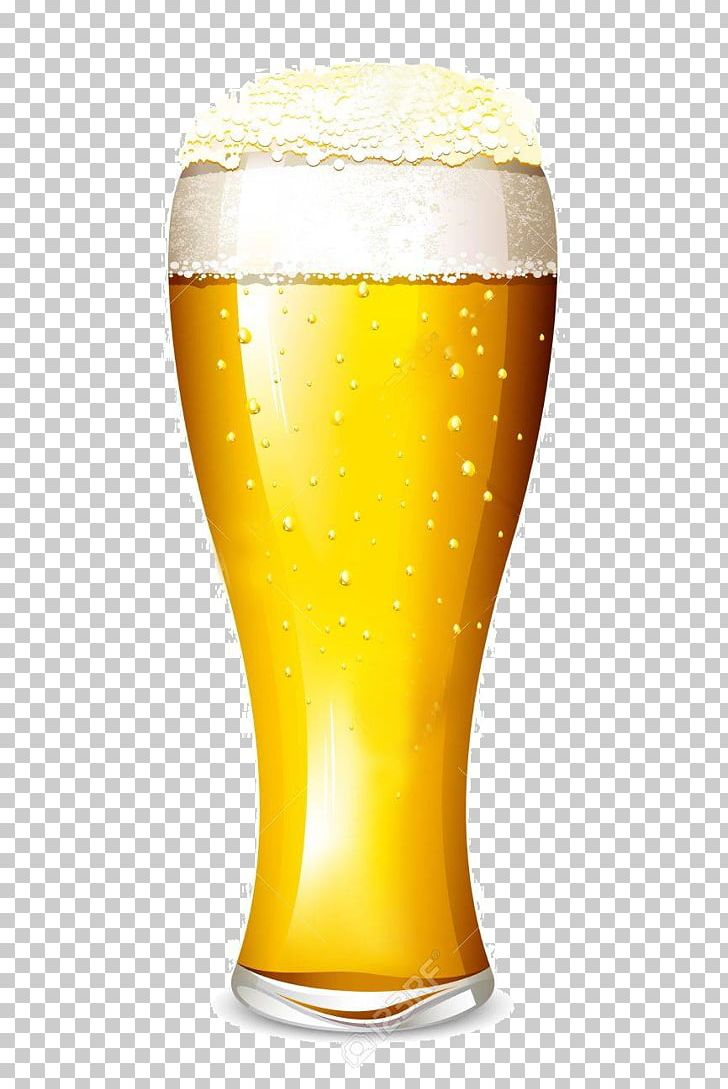 Wheat Beer Pint Glass Beer Glasses Imperial Pint PNG.