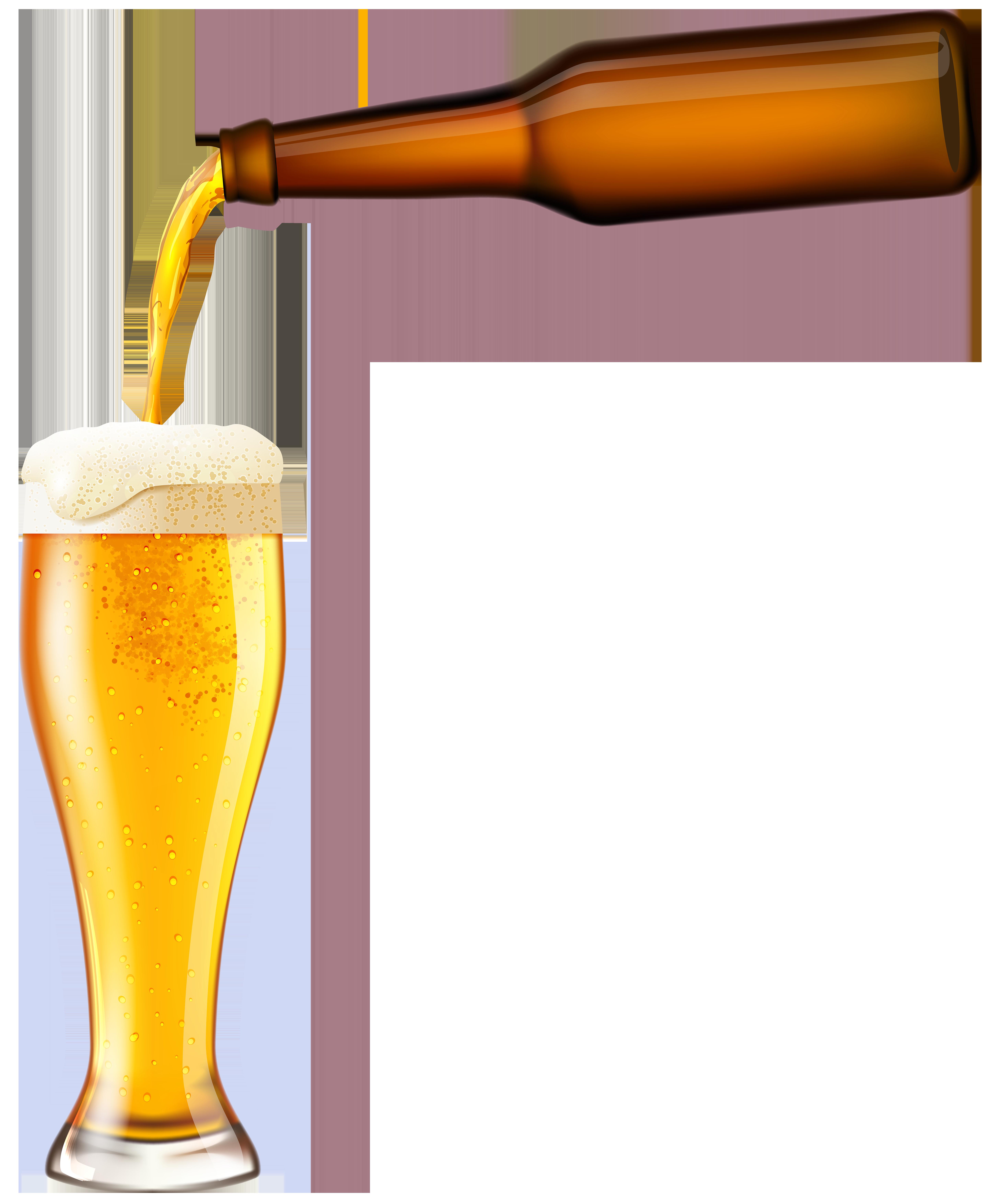 Beer PNG Clip Art.