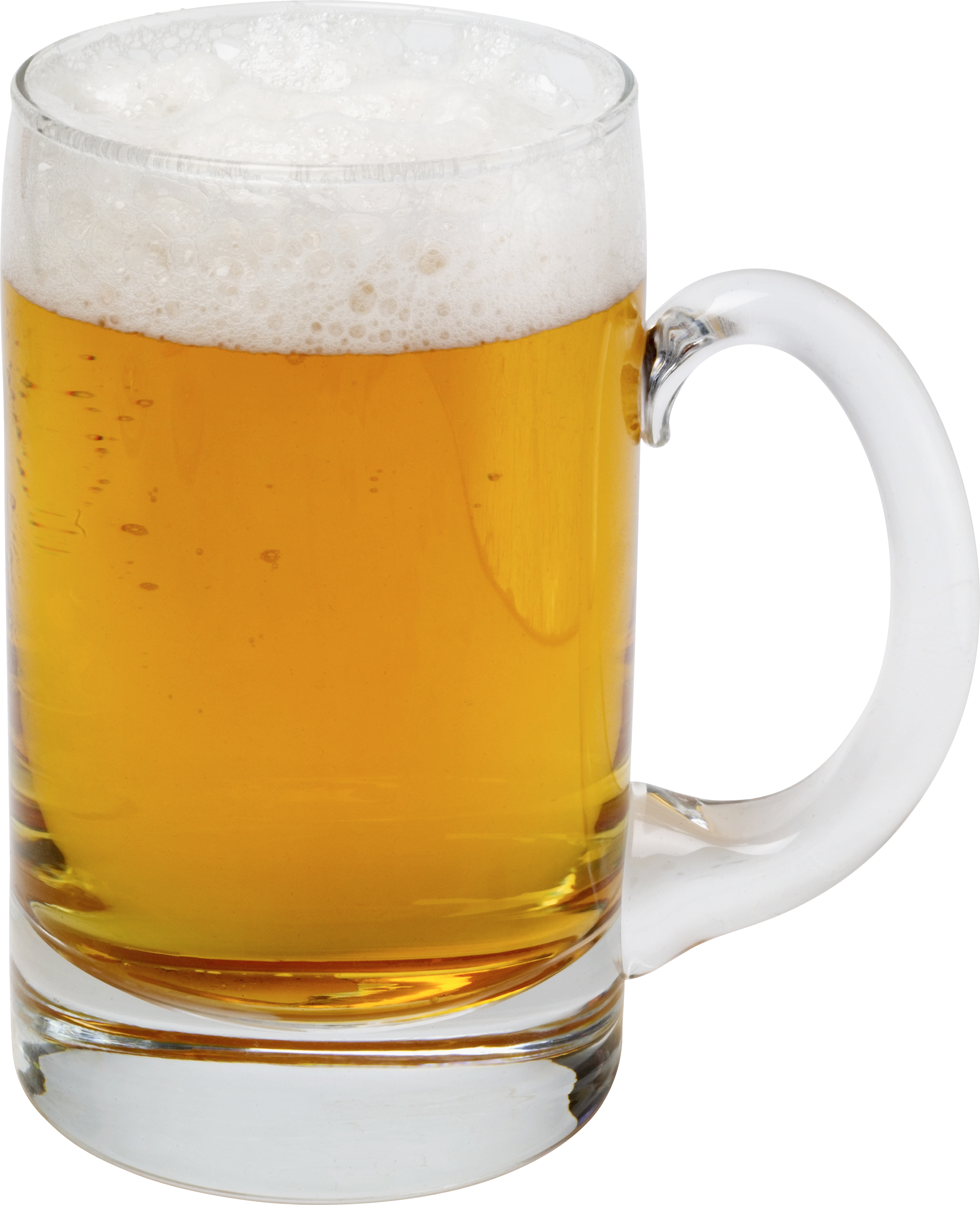 Glass Of Beer PNG Image.