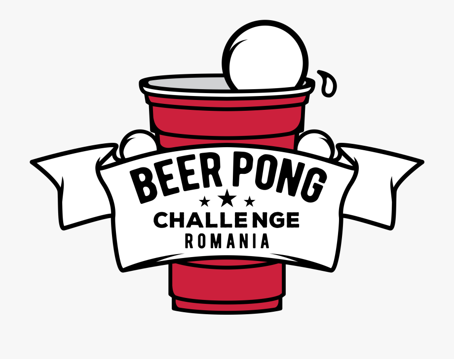 Beer Pong Logo Png , Transparent Cartoon, Free Cliparts.