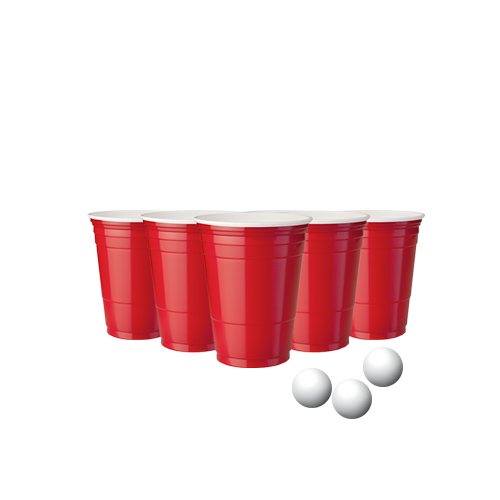 Beer pong PNG Images.