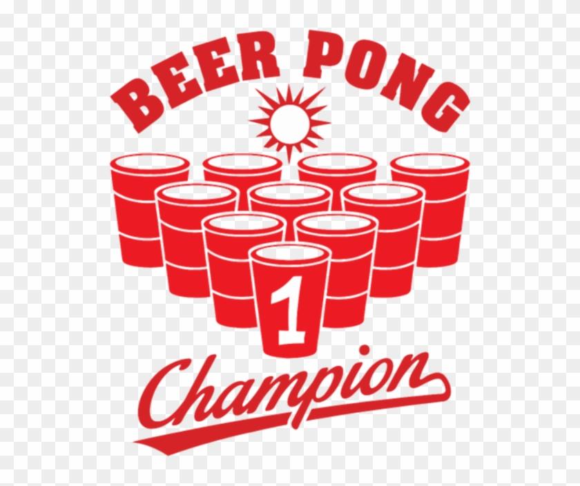 Beer Pong Png.