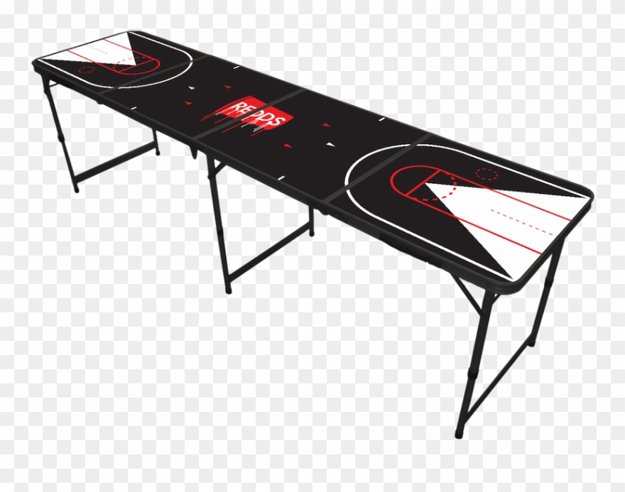 Beer Pong Table.