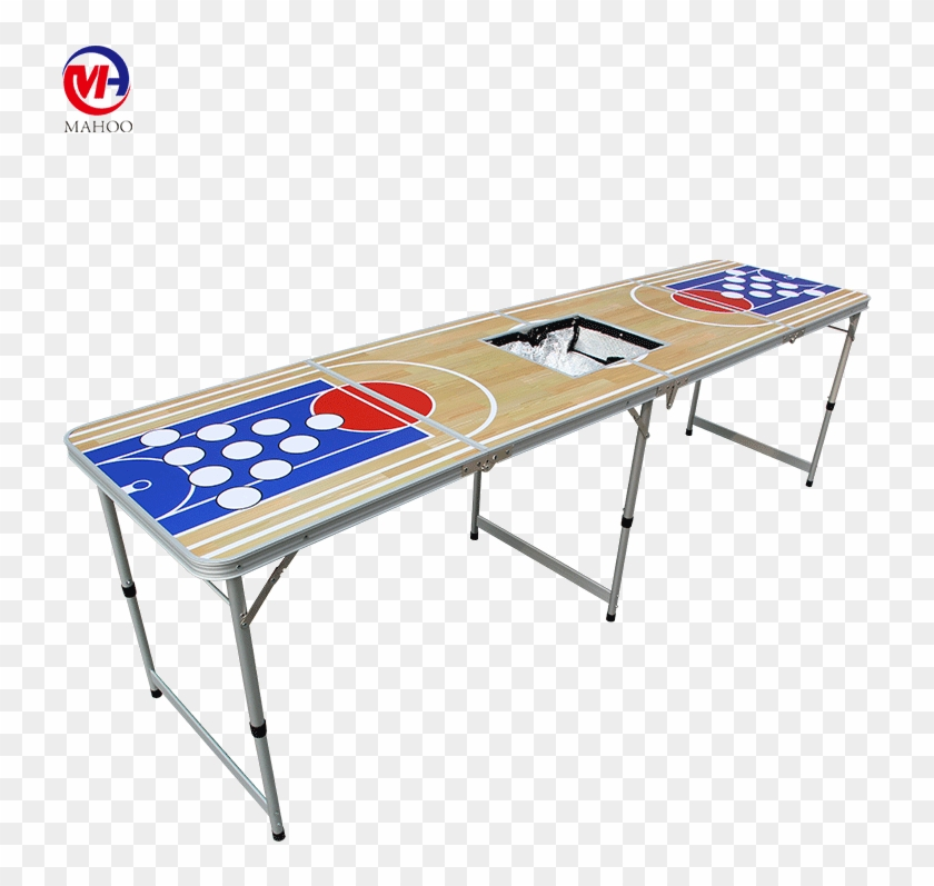 Beer Pong Table,customized Beer Die Tables With Printing,factory.
