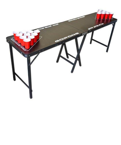 GoPong PRO 8 Foot Premium Beer Pong Table.