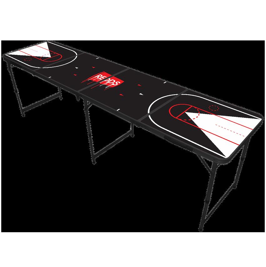 REDDS Beer Pong Table.
