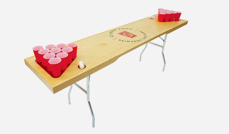Collapsable Beer Pong Table.