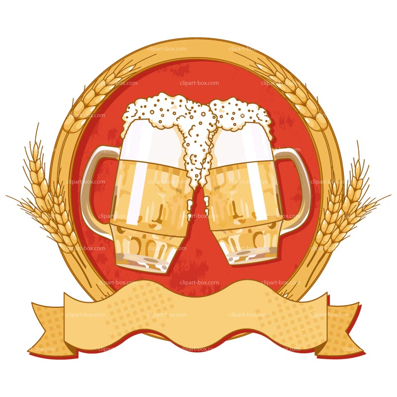 Beer selection clipart #9