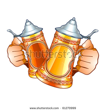 Beer Stein Stock Photos, Royalty.