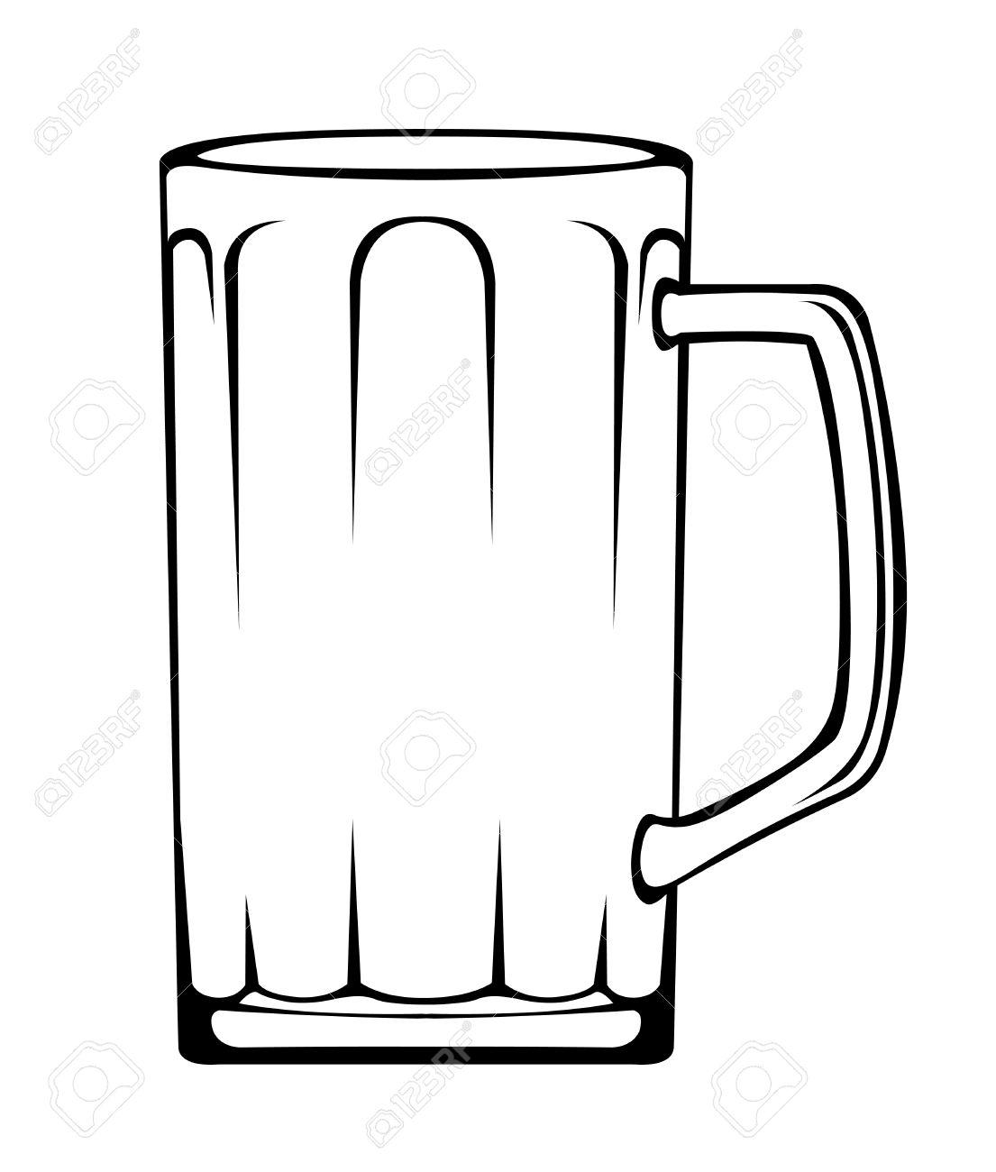Clipart Beer Stein.