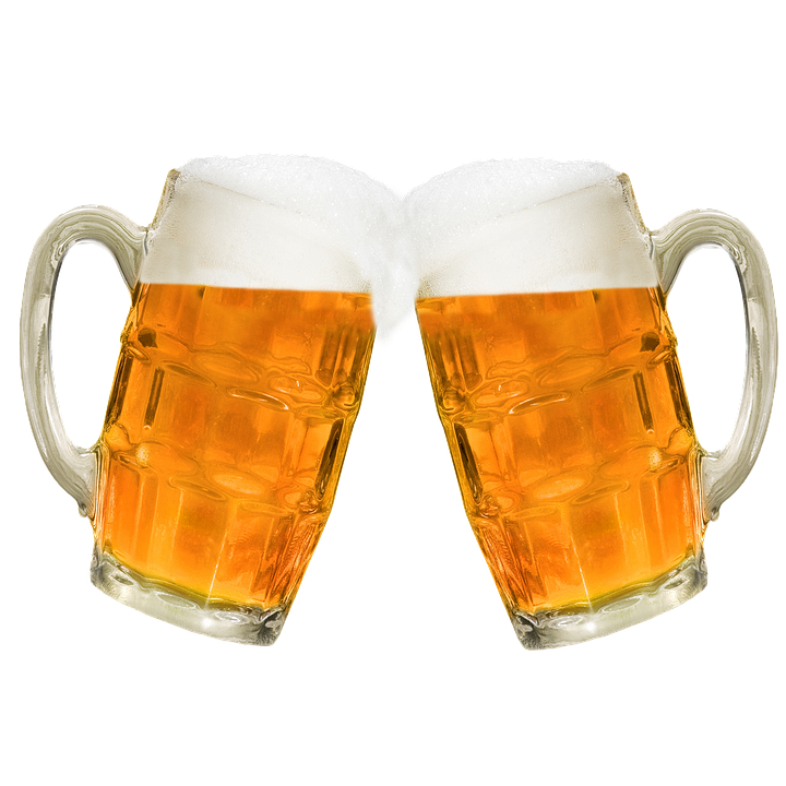 Beer stein PNG Images.