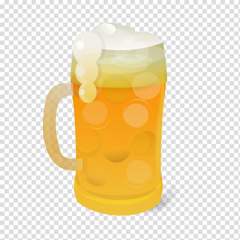 Beer stein Oktoberfest German cuisine , Microsoft Beer transparent.