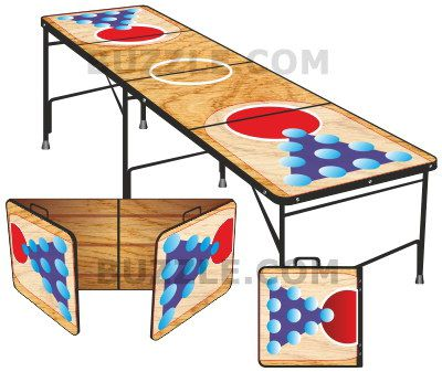 1000+ ideas about Beer Pong Tables on Pinterest.