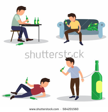 Alcoholics Anonymous Stock Photos, Royalty.