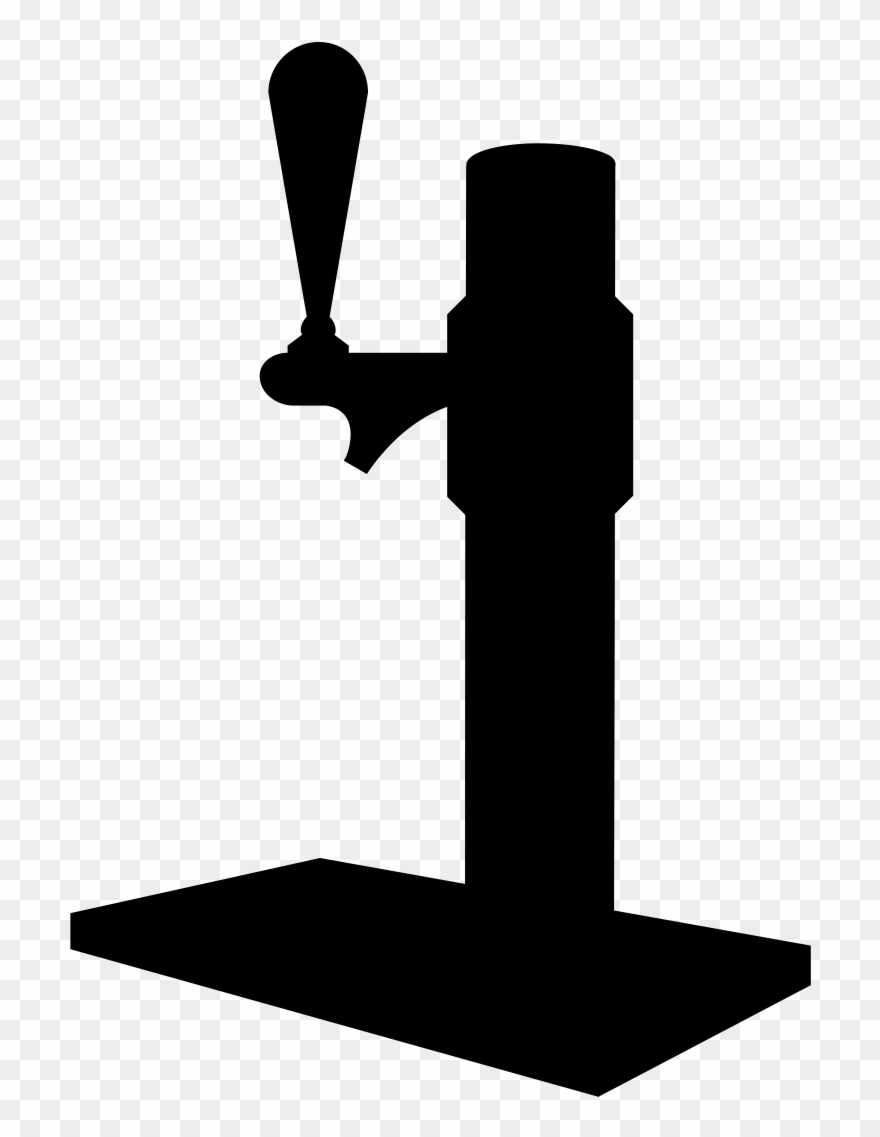 Beer Tap Icon Png Clipart (#2093133).