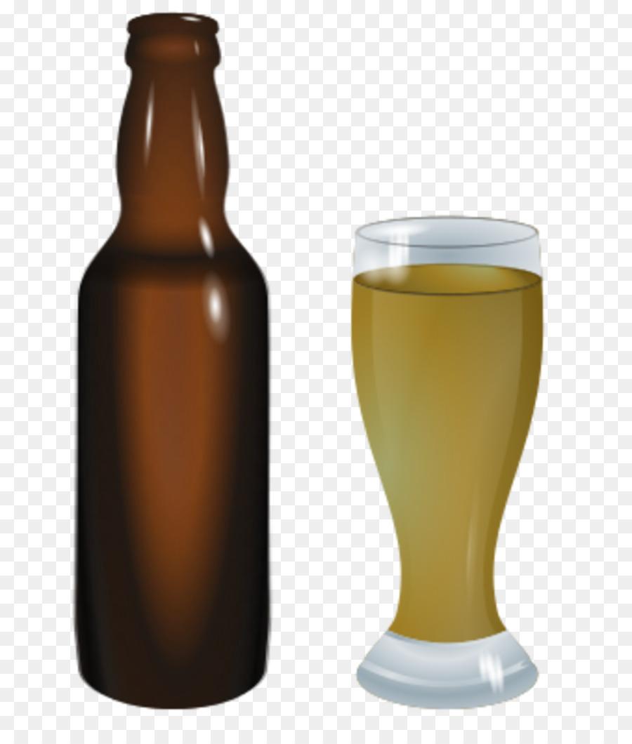 Beer bottle Wine Cocktail Clip art.