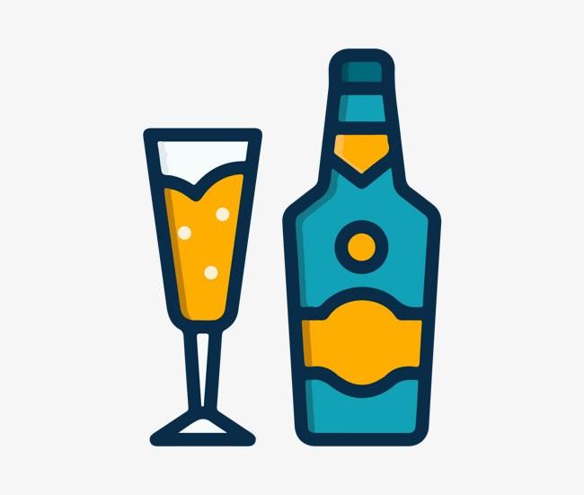 Beer wine clipart 6 » Clipart Portal.