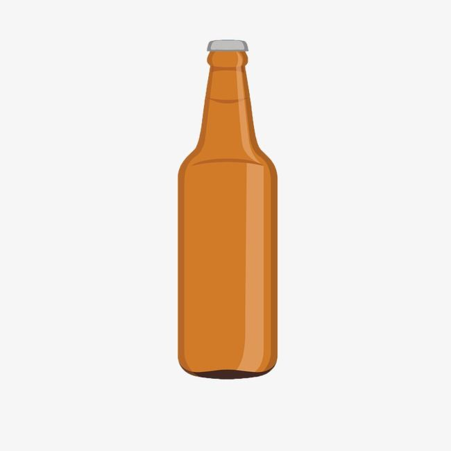 Cartoon Beer Bottles in 2019.