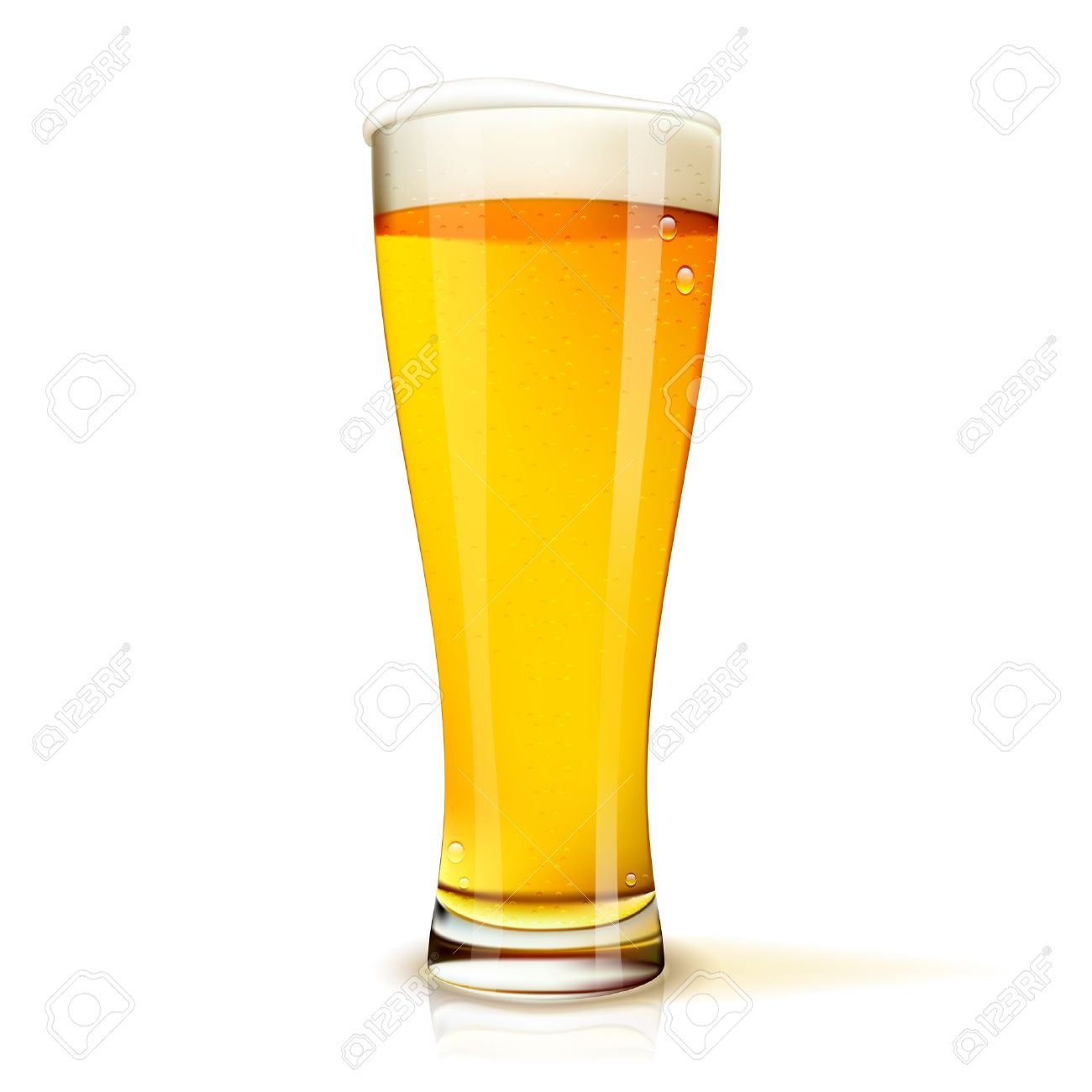 Beer glass clipart 8 » Clipart Station.