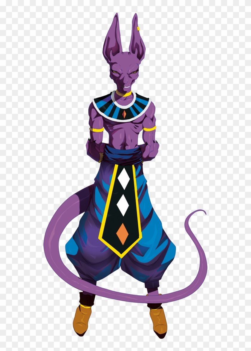 Beerus By Toviorogers.