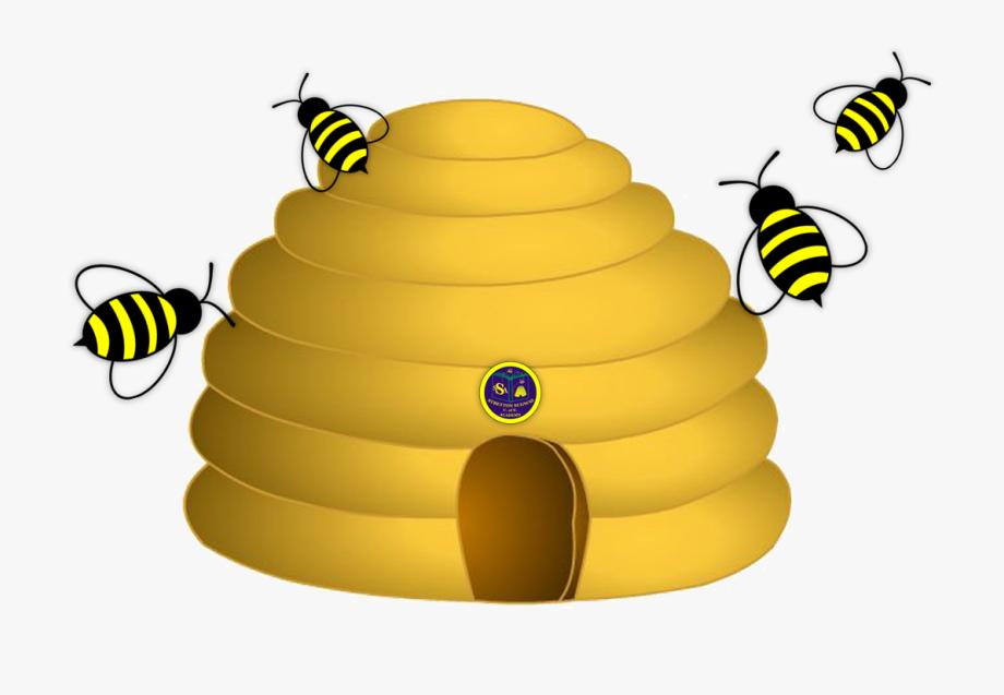 Bee Hive Clipart School.