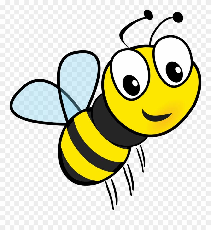 Bees Vector Honey Bee Clipart (#3000709).