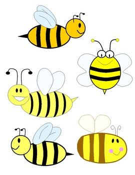 Pinterest Of Bees Clipart.